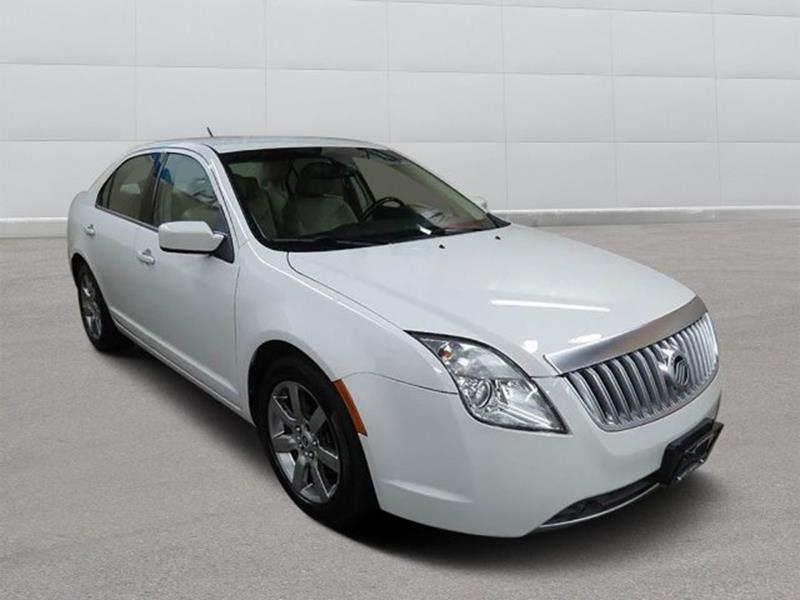 2010 Mercury Milan I 4 Premier 4dr Sedan for sale at Berea Auto Mall
