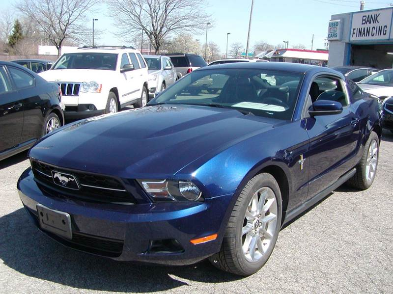 2011 Ford Mustang V6 Premium 2dr Coupe For Sale At Berea Auto Mall