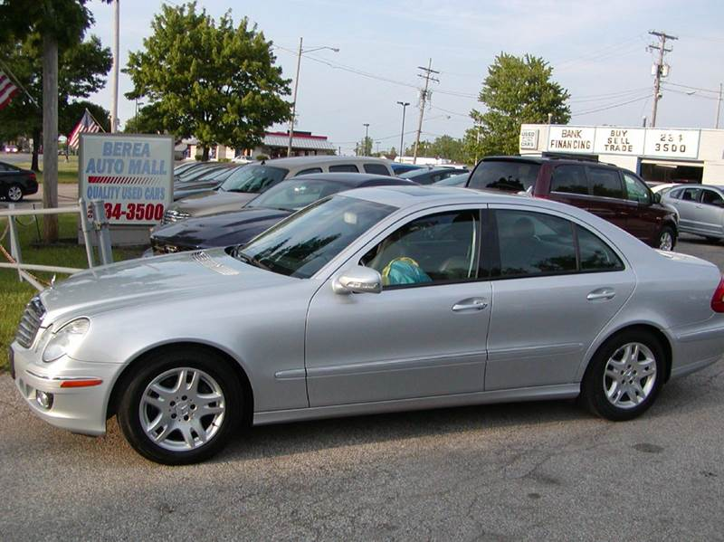 2007 Mercedes-Benz E-Class E 320 BlueTEC 4dr Sedan