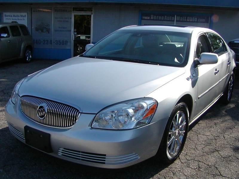 2009 Buick Lucerne CXL 4dr Sedan w/1XL