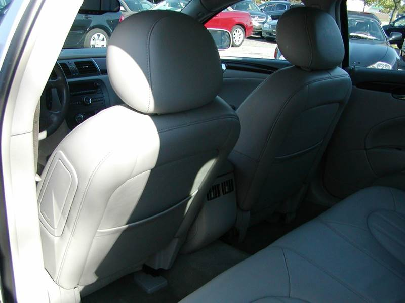 2009 Buick Lucerne CXL 4dr Sedan w/1XL for sale at Berea Auto Mall