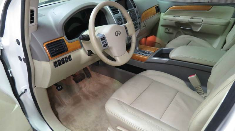 2010 Infiniti QX56 Base 4x4 4dr SUV for sale at Berea Auto Mall
