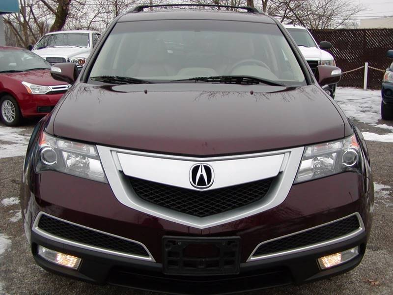 2010 Acura MDX SH AWD w/Tech 4dr SUV w/Technology Package