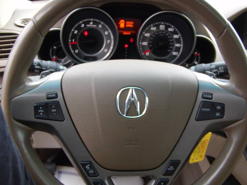 2010 Acura MDX SH AWD w/Tech 4dr SUV w/Technology Package in Berea