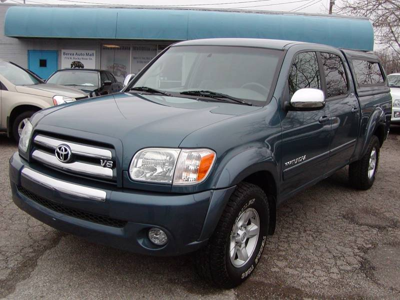 2006 Toyota Tundra SR5 4dr Double Cab 4WD SB (4.7L V8 5A)