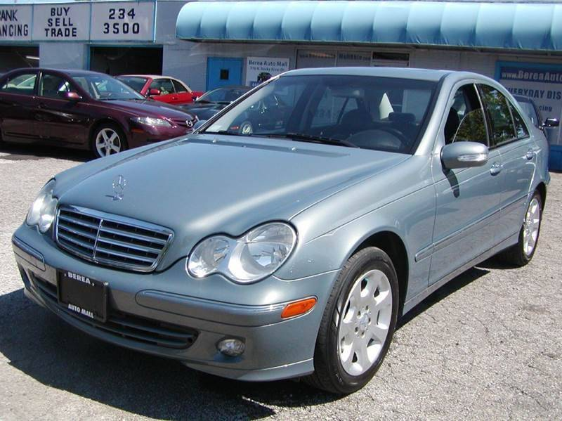 2005 Mercedes-Benz C-Class C 240 4MATIC AWD 4dr Sedan