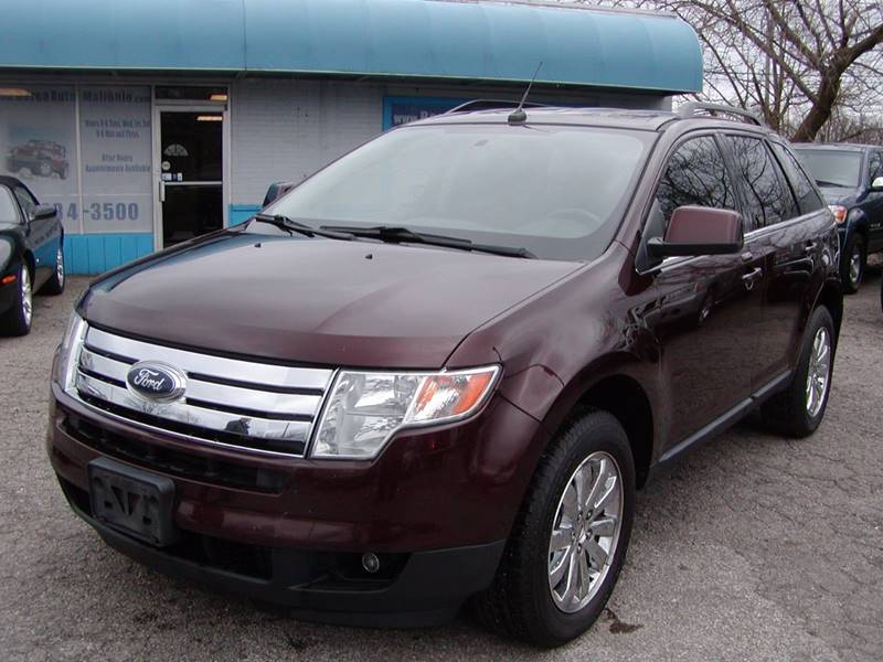 2010 Ford Edge Limited 4dr Crossover