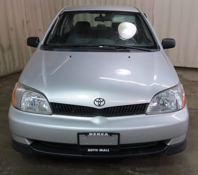 2001 Toyota ECHO Base 2dr Coupe for sale at Berea Auto Mall