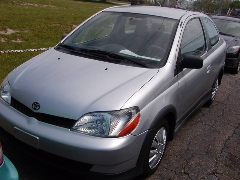 2001 Toyota ECHO Base 2dr Coupe