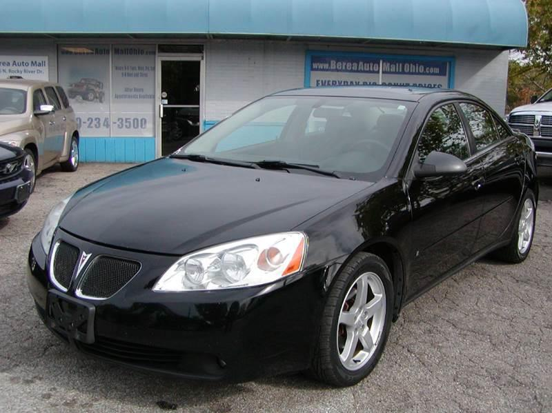2007 Pontiac G6 Base 4dr Sedan for sale at Berea Auto Mall