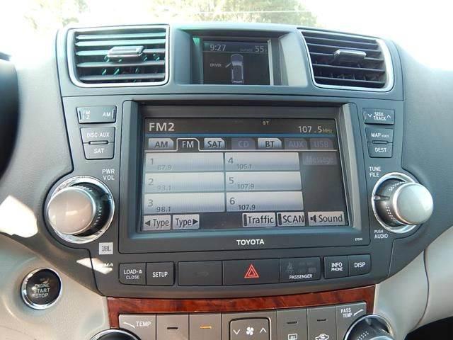 2012 Toyota Highlander Limited 4dr SUV - Jonesboro AR