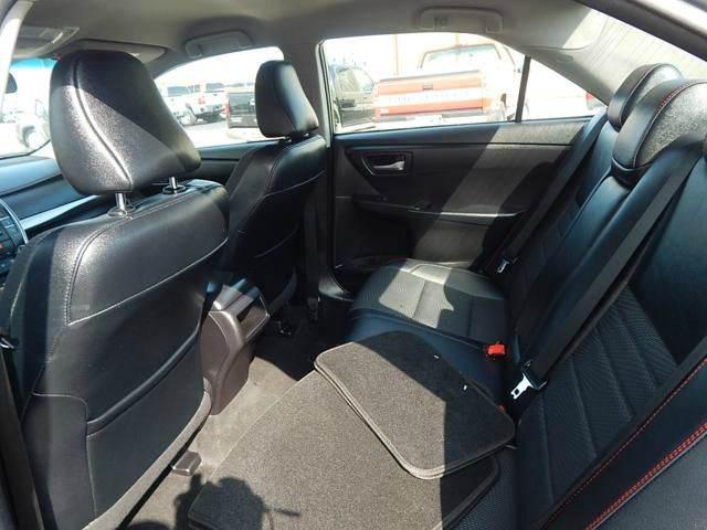 2016 Toyota Camry SE 4dr Sedan - Jonesboro AR