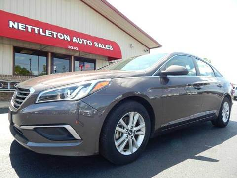 2016 Hyundai Sonata for sale in Jonesboro, AR
