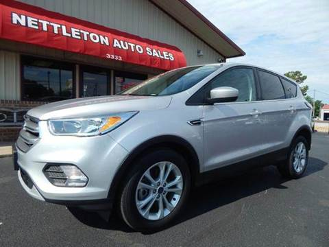 2017 Ford Escape for sale in Jonesboro, AR