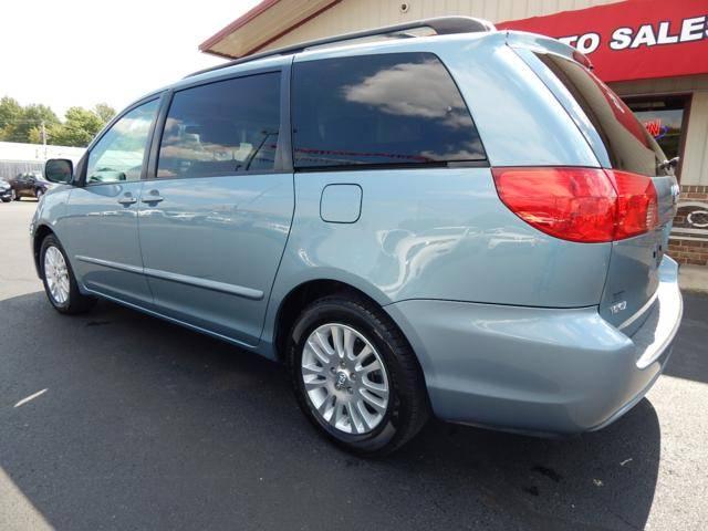 2008 Toyota Sienna XLE Limited 4dr Mini-Van - Jonesboro AR
