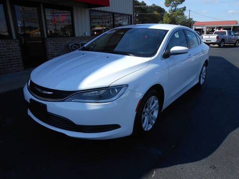 2016 Chrysler 200 for sale in Jonesboro, AR