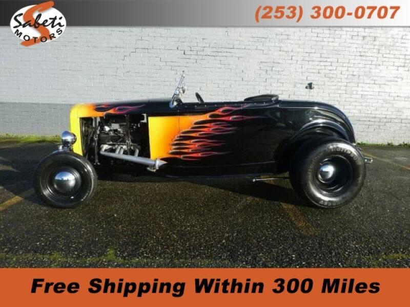1932 Ford Roadster - Tacoma, WA
