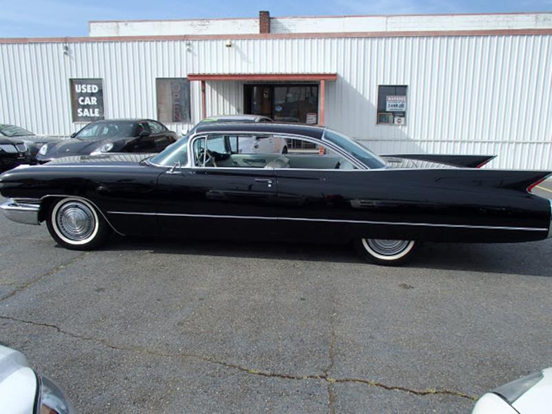 1960 Cadillac Deville In Tacoma WA - Sabeti Motors