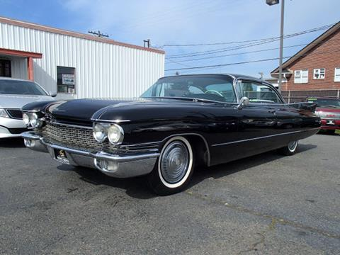 Classic Cadillac For Sale >> 1960 Cadillac Deville For Sale In Tacoma Wa