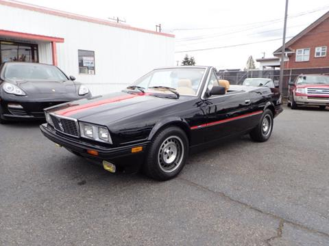 1986 Maserati Spyder for sale in Tacoma, WA