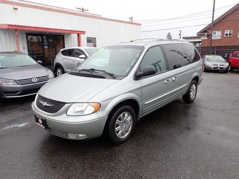 2004 Chrysler Town and Country for sale in Tacoma, WA