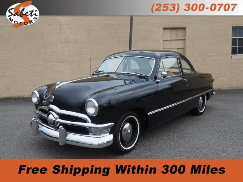 1950 Ford Business - Tacoma, WA