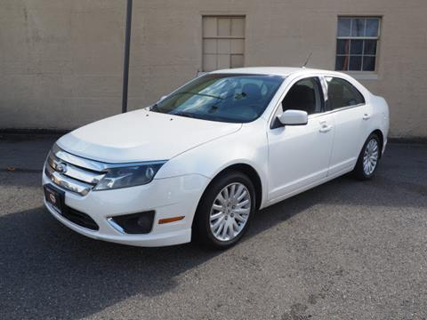 2011 Ford Fusion Hybrid for sale in Tacoma, WA