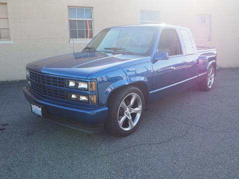 1992 GMC Sierra 1500 for sale in Tacoma, WA