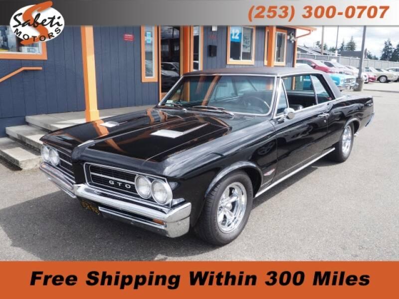 1964 Pontiac GTO - Tacoma, WA