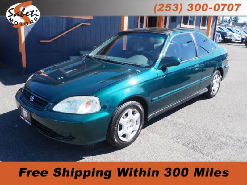 2000 Honda Civic - Tacoma, WA
