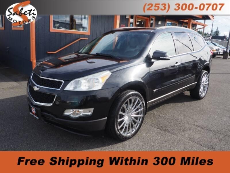 2010 Chevrolet Traverse - Tacoma, WA