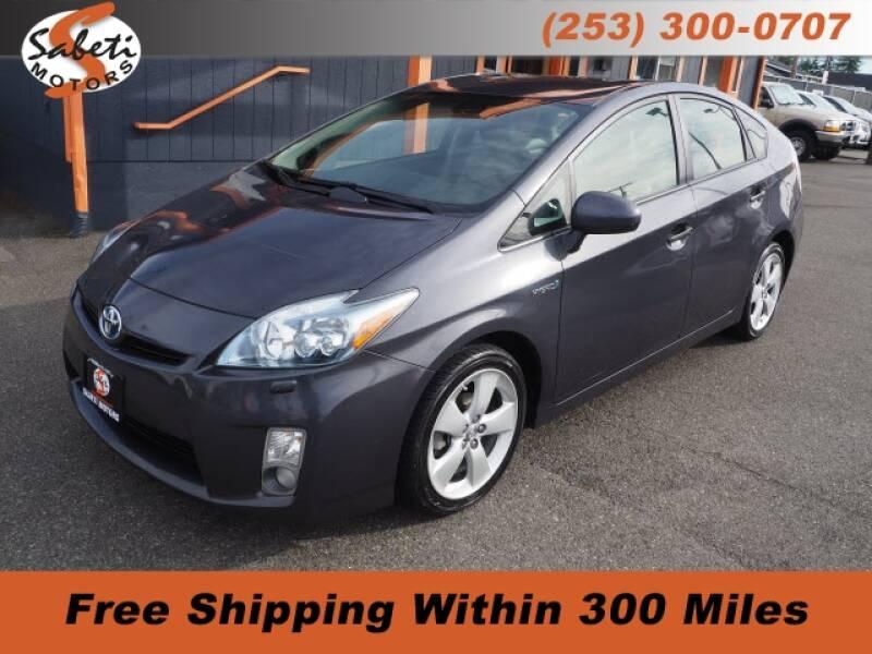 2010 Toyota Prius - Tacoma, WA