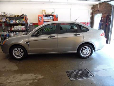 2008 Ford Focus for sale in East Barre, VT