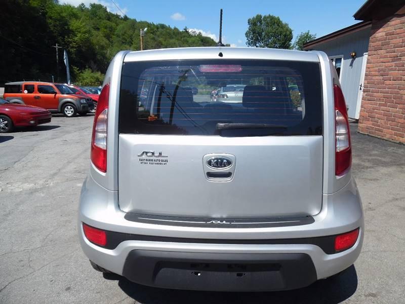 2012 Kia Soul 4dr Wagon 6M - East Barre VT