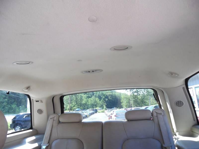 2002 Cadillac Escalade AWD 4dr SUV - East Barre VT