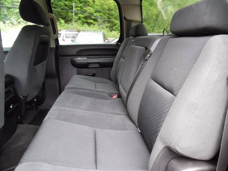 2007 Chevrolet Silverado 1500 LT2 4dr Crew Cab 4WD 5.8 ft. SB - East Barre VT