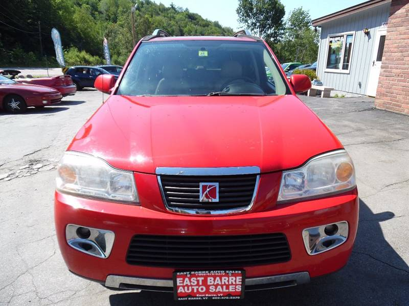2007 Saturn Vue AWD 4dr SUV (3.5L V6 5A) - East Barre VT