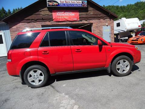 2007 Saturn Vue for sale in East Barre, VT