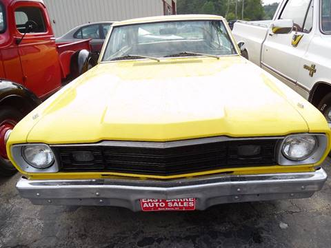 1974 Plymouth Scamp for sale in East Barre, VT