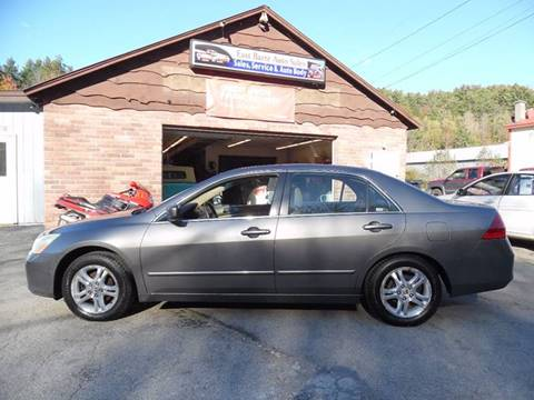2006 Honda Accord for sale in East Barre, VT