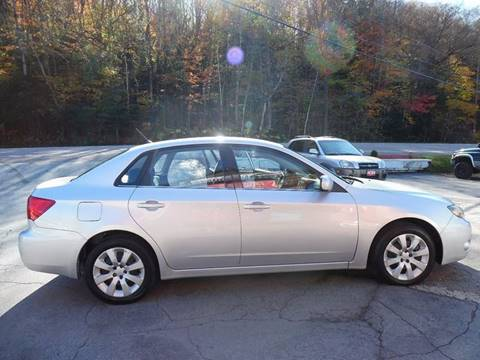 2009 Subaru Impreza for sale in East Barre, VT