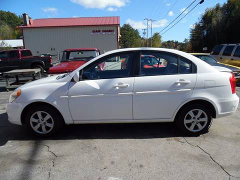 2009 Hyundai Accent for sale in East Barre, VT
