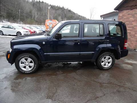 2012 Jeep Liberty for sale in East Barre, VT