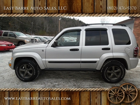 2005 Jeep Liberty for sale in East Barre, VT