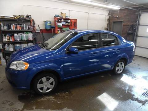 3a9f6f36ea04ab Chevrolet Aveo For Sale in Vermont - Carsforsale.com®