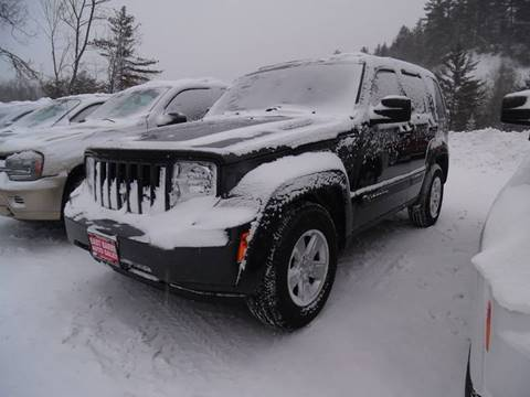 2011 Jeep Liberty for sale in East Barre, VT