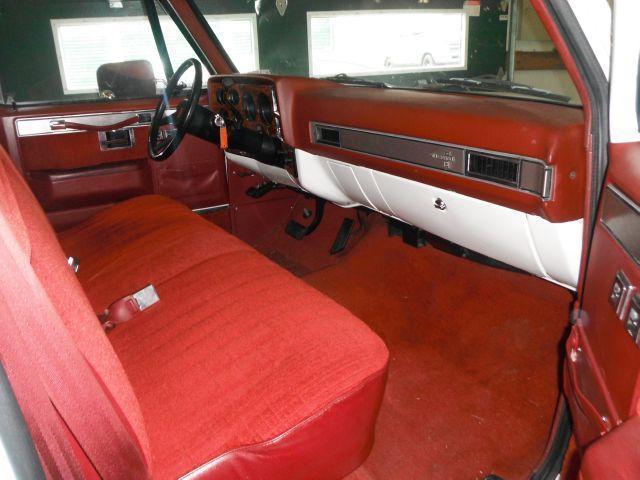 1983 Chevrolet C/K 10 Series 10 - East Barre VT
