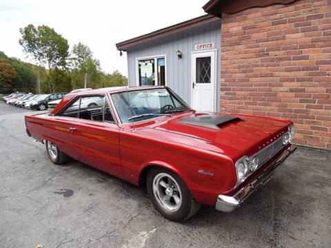 1966 Plymouth Satellite for sale in East Barre, VT