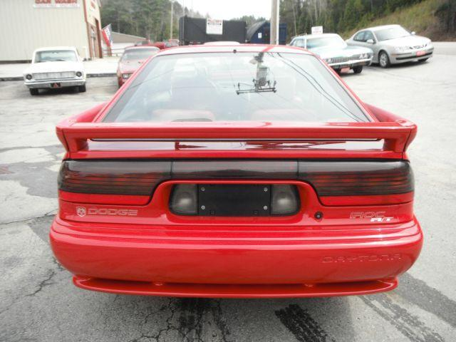 1993 Dodge Daytona IROC R/T Turbo 2dr Hatchback - East Barre VT