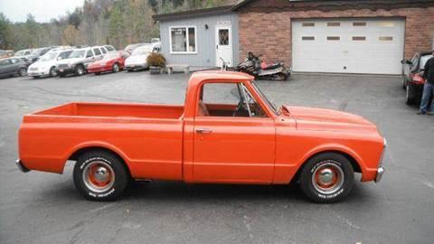 1969 GMC Sierra 1500 for sale in East Barre, VT